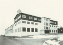 The factory at Raamyra in Fetsund, Norway where production was established in the mid 1920s.
